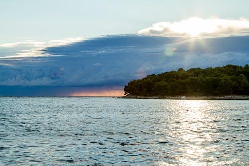 Free stock photo of croatia, mediterranean sea, thunder
