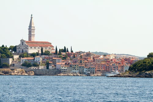 Foto d'estoc gratuïta de Costa, Croàcia, Europa, Mar Mediterrani