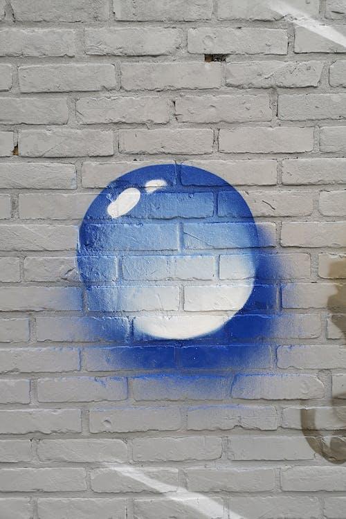 Free stock photo of drop, wall
