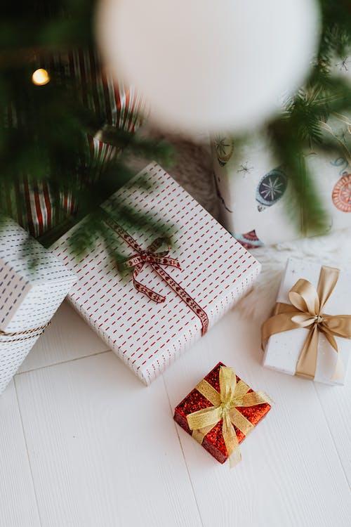 Δωρεάν στοκ φωτογραφιών με αργία, δώρα, κουτιά δώρου