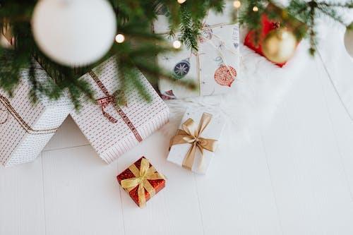 Δωρεάν στοκ φωτογραφιών με αργία, δώρα, κοντινό πλάνο