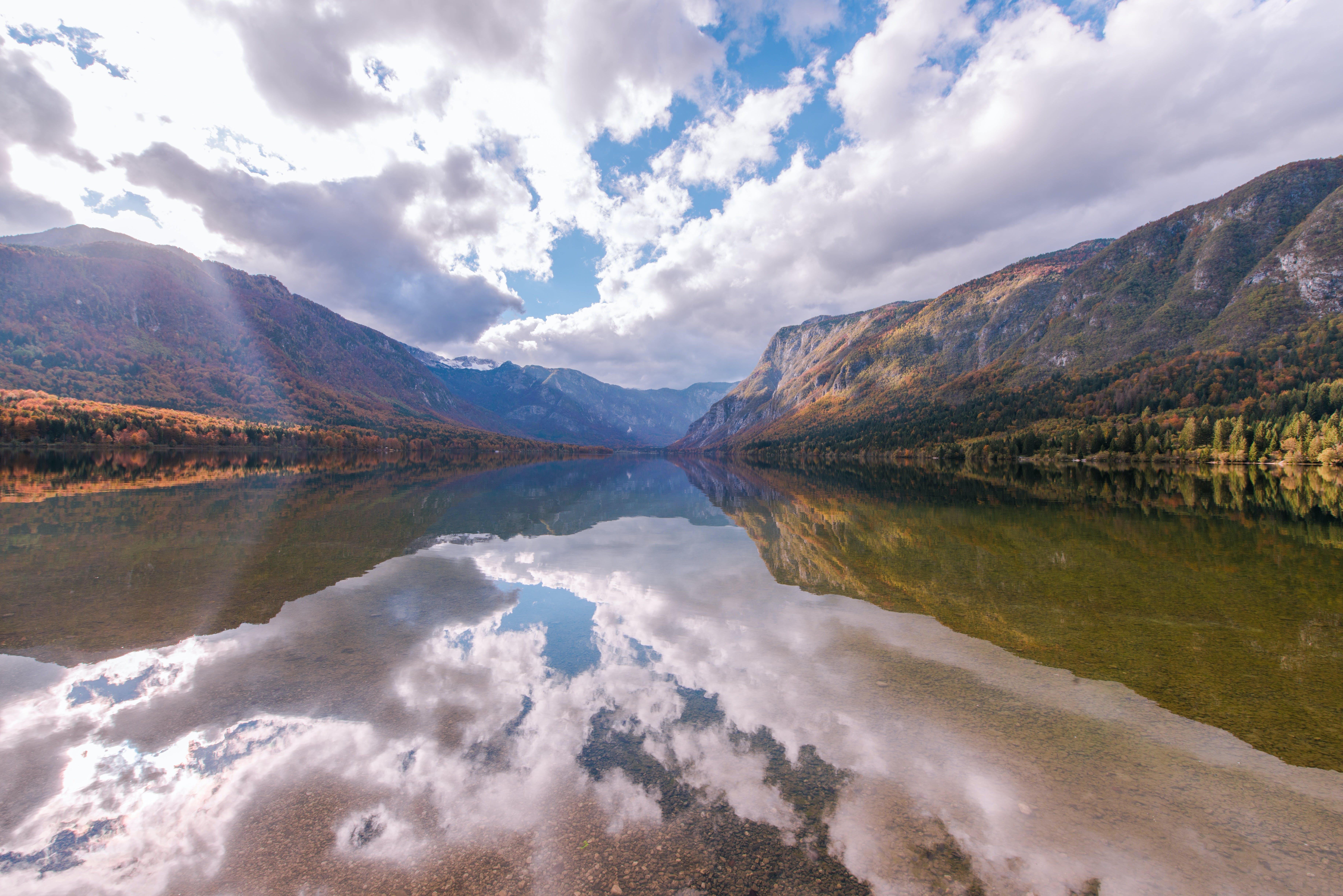 Immagine gratuita di acqua, ambiente, cielo, idilliaco