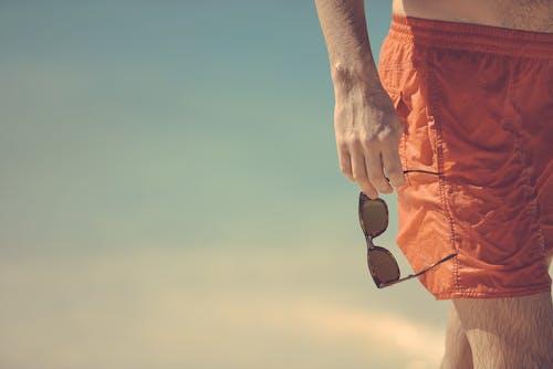 Kostenloses Stock Foto zu badehose, fashion, ferien, kerl