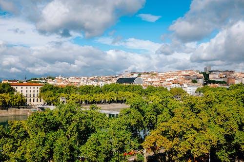 城堡, 城市, 城鎮, 夏天 的 免费素材图片