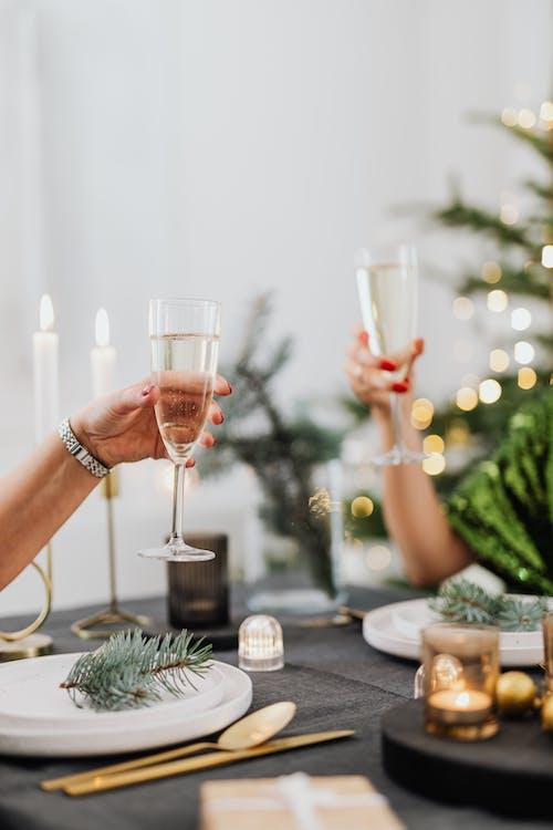 Immagine gratuita di bevande, bevande alcoliche, bicchieri di vino