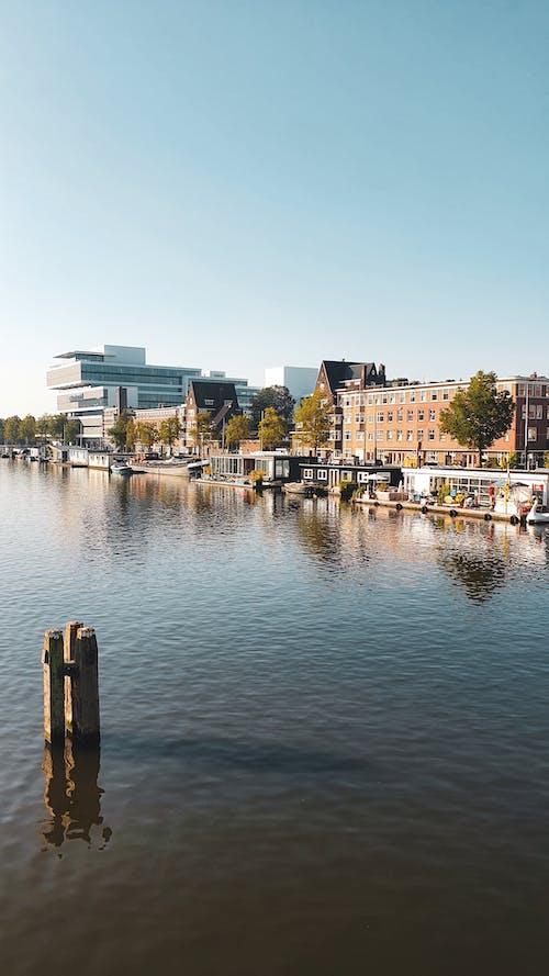 Free stock photo of amsterdam, city, travel