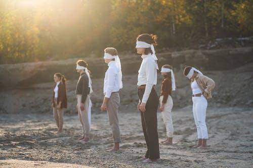 Základová fotografie zdarma na téma chlapec, dítě, dospělý, hodina tance