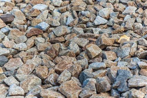 Free stock photo of cobblestones, colorful, stones