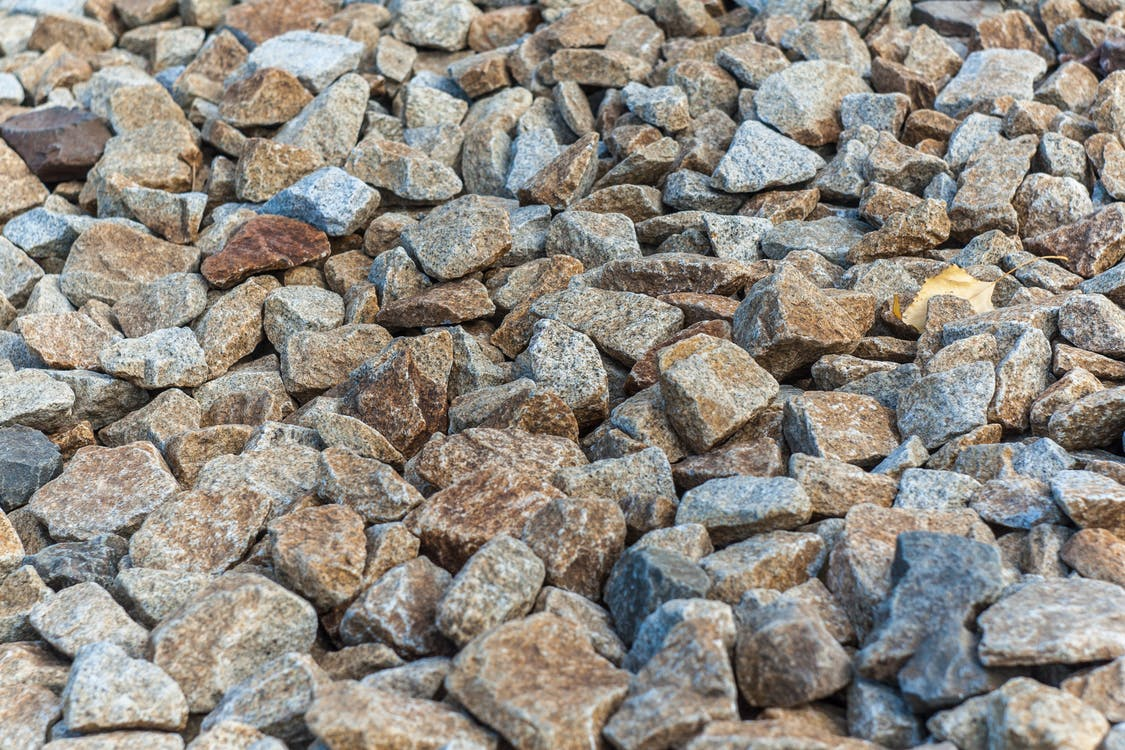 圓石, 石頭, 豐富多彩