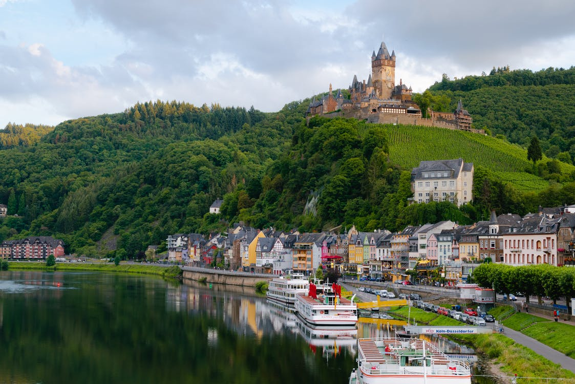 Study abroad in Germany is an adventure full of beautiful places like this