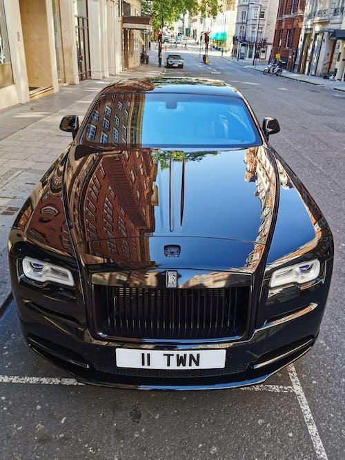 Free stock photo of Rolls Royce, rolls royce london, spirit of ecstasy