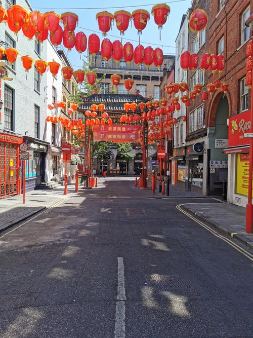 Free stock photo of central london, chinatown, Chinatown London