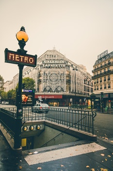 Free stock photo of city, road, landscape, france