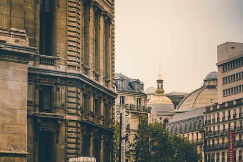 คลังภาพถ่ายฟรี ของ ตึก, ทิวทัศน์เมือง, ท้องฟ้า, ประวัติศาสตร์