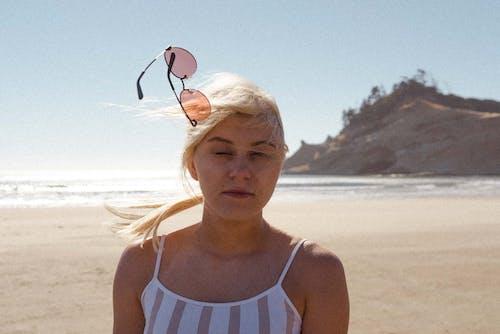 休息, 休閒, 假期, 墨鏡 的 免費圖庫相片