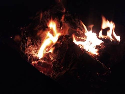 Бесплатное стоковое фото с огонь