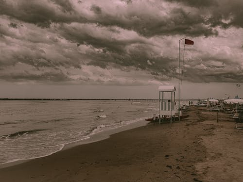Imagine de stoc gratuită din acoperit de nori, albastru, apă