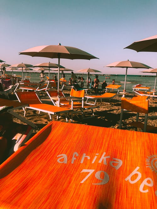 Gratis stockfoto met aan het strand, baai, bestemming