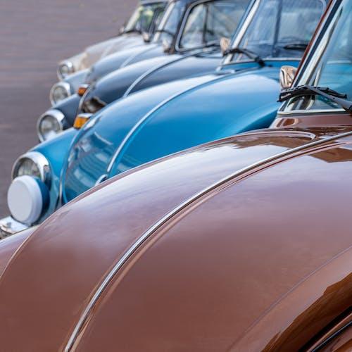 Fotos de stock gratuitas de coches, sistema de transporte, vehículos