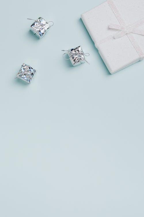 Gratis stockfoto met cadeaus, cadeautjes, flatlay