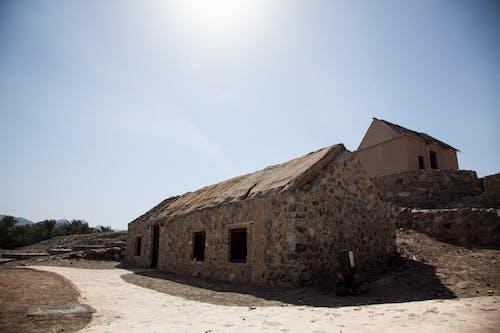 Free stock photo of dubai, outhouse, primitive