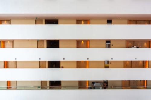 Free stock photo of balcony, corridor, hotel