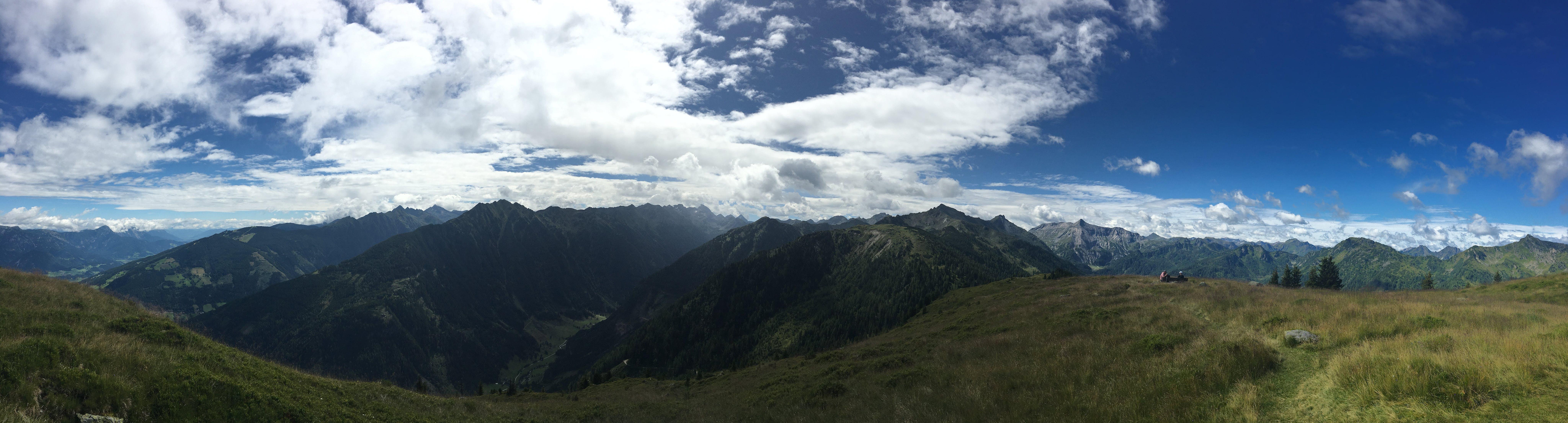 Free stock photo of hiking, Hochwurzen Höhenweg, mountain, wanderlust