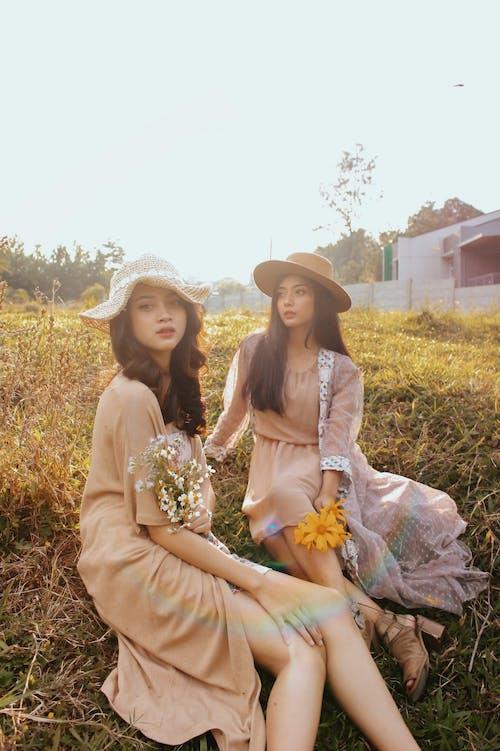 Photos gratuites de amitié, amour, amusement, automne
