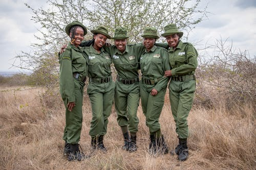 Female Wildlife Rangers