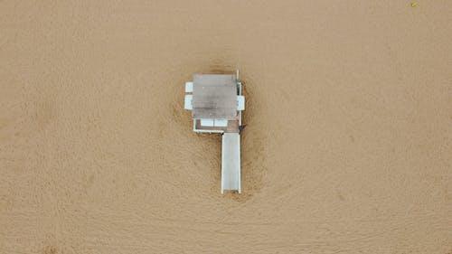 White and Gray Rectangular Device