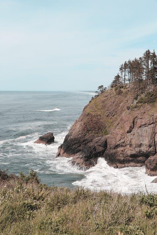 Бесплатное стоковое фото с вода, живописный, лето, маяк