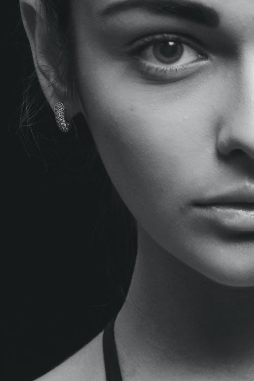 Immagine gratuita di adulto, bianco e nero, capelli, capello