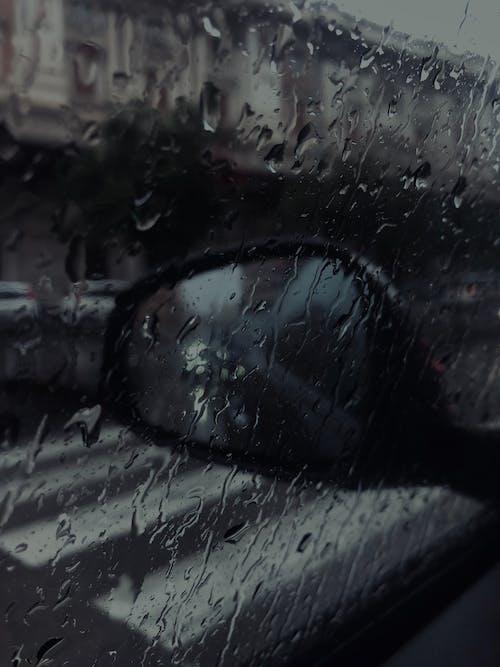 Free stock photo of rain