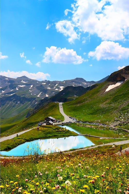 Gratis stockfoto met berg, bergen, bergweg