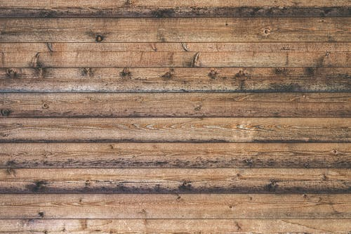 Timber background with scratches on surface