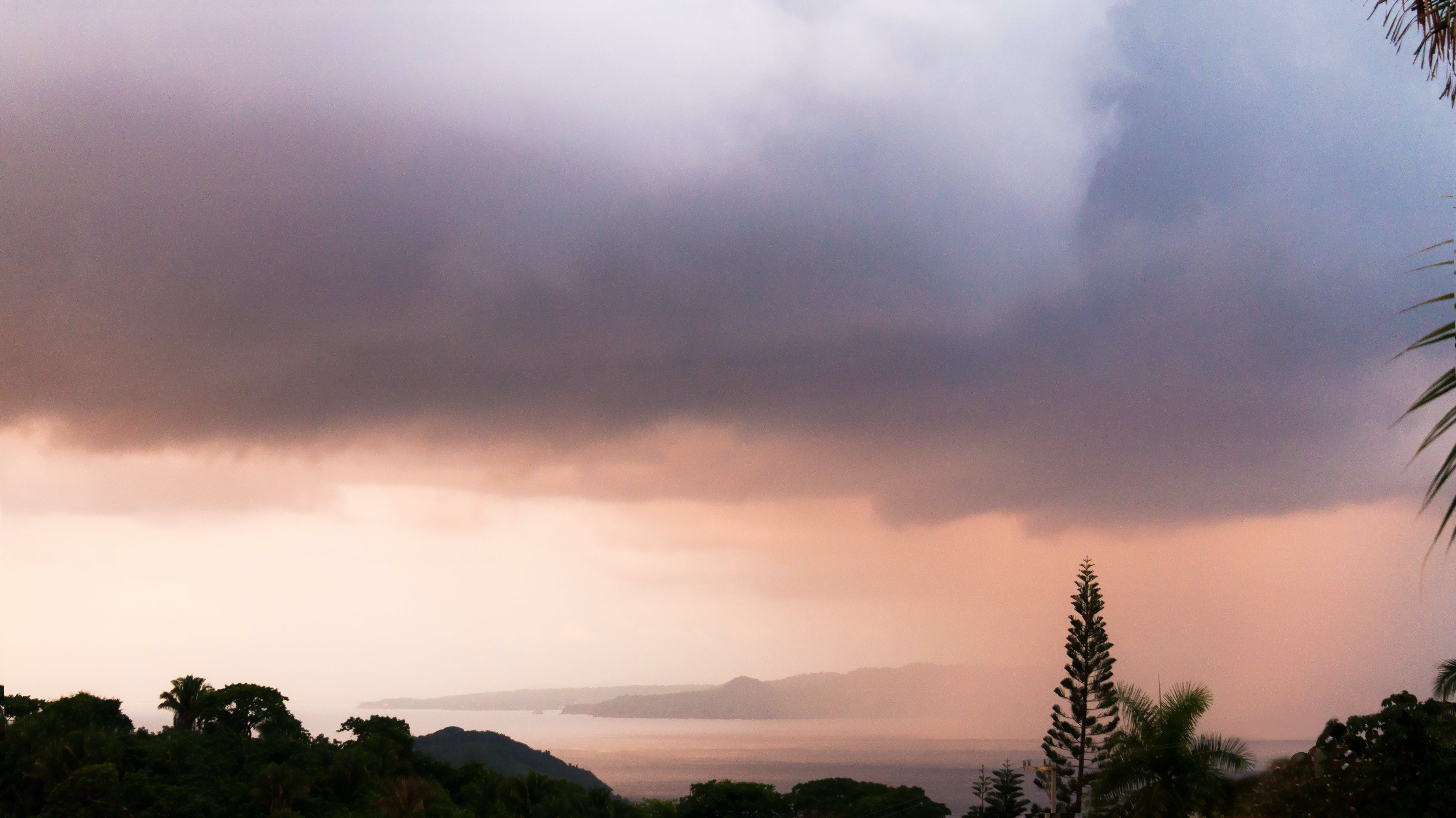 Free stock photo of bad weather, clouds, dark clouds, distant