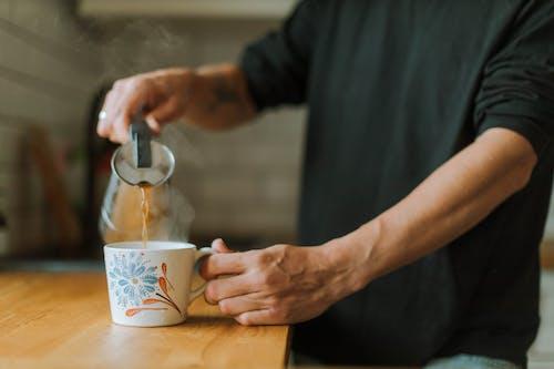 Foto profissional grátis de bebida, café, cafeína
