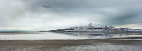 Free stock photo of cloudy, lake, landscape, mountain