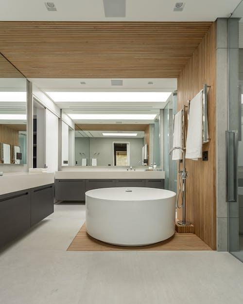 Interior Design of a Bathroom