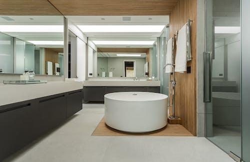 An Interior Design of a Bath Room