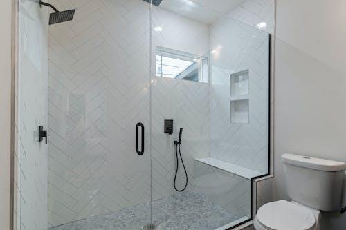 Kostenloses Stock Foto zu bad, badewanne, badezimmer, design