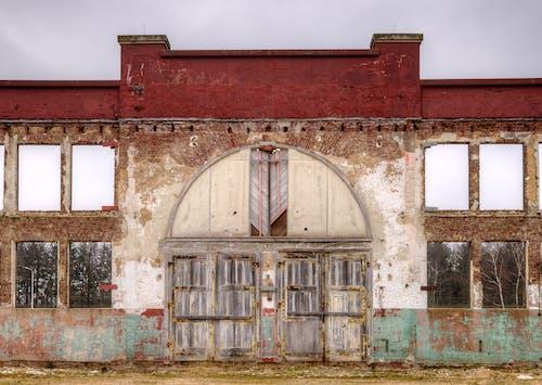 Immagine gratuita di abbandonato, consumati, derelitto