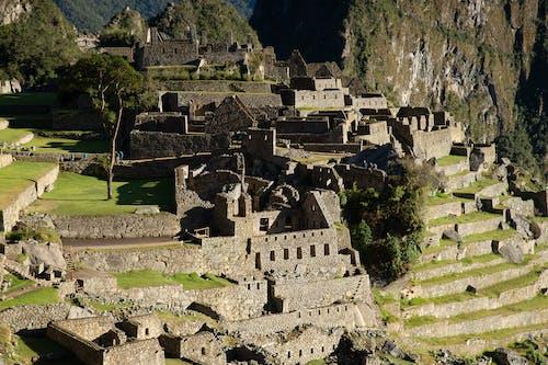 Scenery of Machu Picchu during Daytime