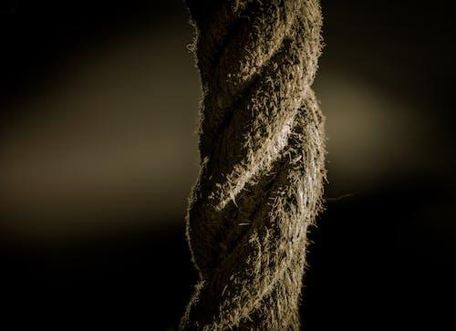 Close-Up Shot of Rope