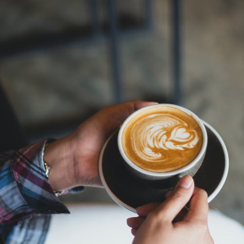 coffe, 거품, 깨지다, 뜨거운의 무료 스톡 사진