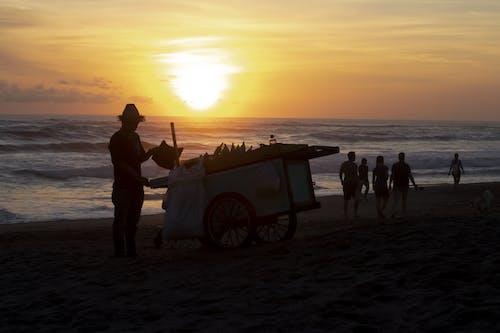 Ảnh lưu trữ miễn phí về biển, bình minh, bờ biển