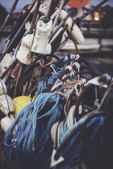 Anchors & ropes