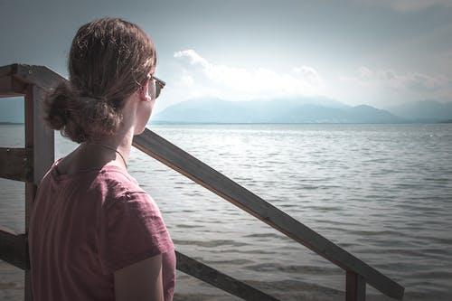 Free stock photo of lake, longing, view