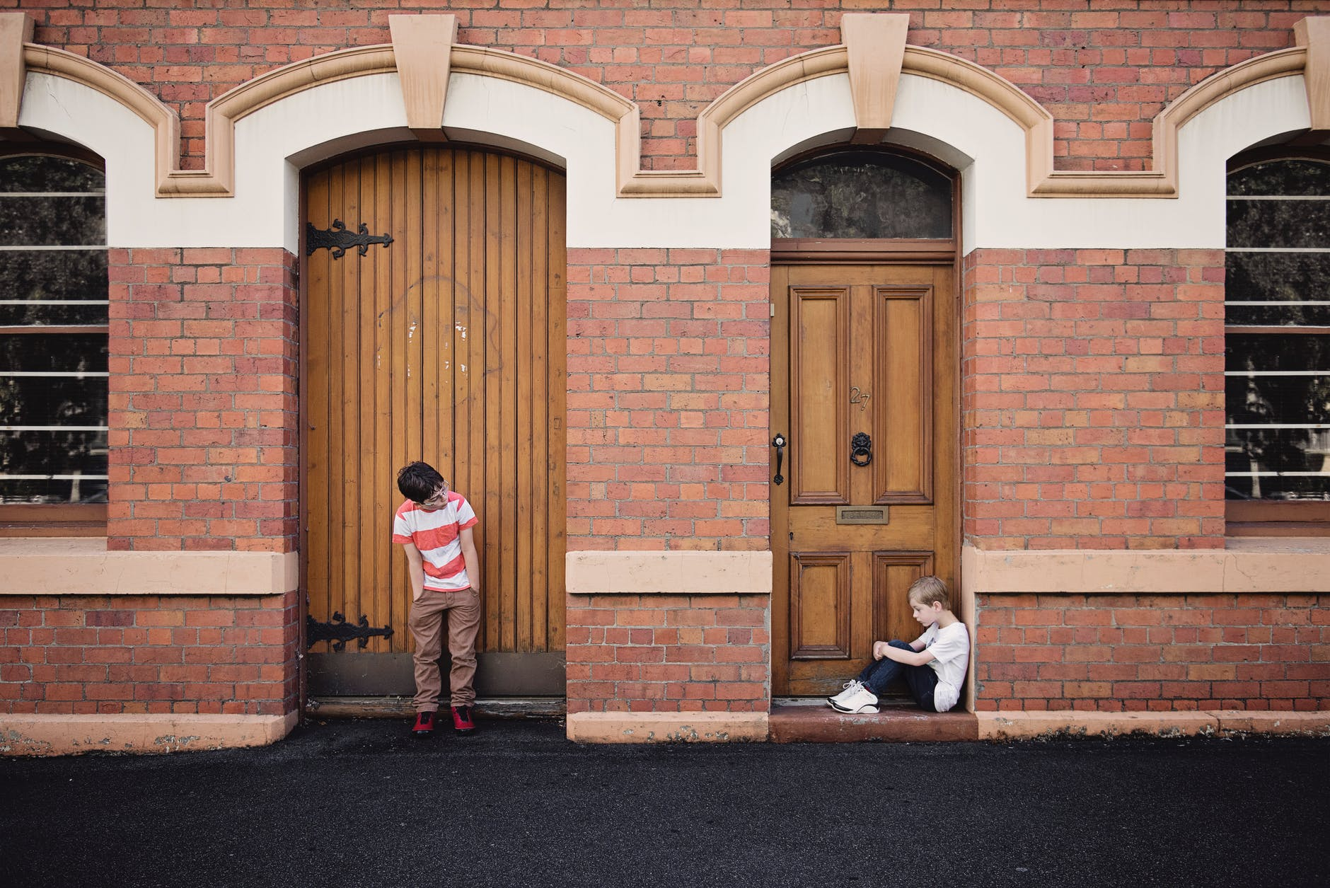 Affect on Separation in Children