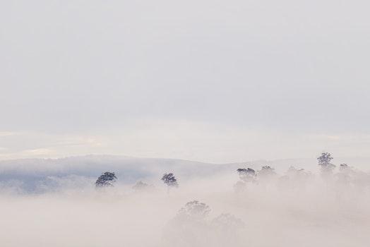Kostenloses Stock Foto zu landschaft, natur, wolken, bewölkt